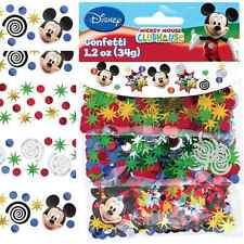Disney Mickey Mouse Confetti 1.2oz. (Each) Kids Birthday Party Supplies
