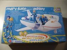 Mary Kate & Ashley In Action Airplane, Brand New Sealed  ** Box is Dented**