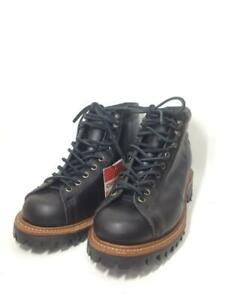 CHIPPEWA 1901G42 5-Inch L-To-Toe Field 5 inch Race to field Black 26cm Boots