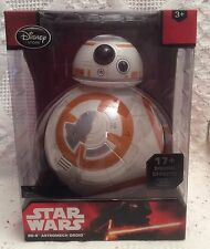BB-8 Astromech Droid with 17+ Sound Effects Sound Activated Disney Store