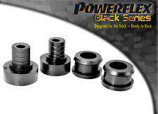 Powerflex negro de Poly Bush Para BMW E36 3 Compacto Frontal Inferior Wishbone eccent Trasero