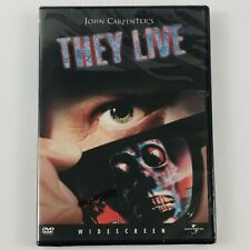 John Carpenter's They Live - 1988 Roddy Piper (DVD, 2003)