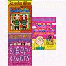 Jacqueline Wilson Collection 3 Books Set Double Act Bad Girls Sleepovers NEW