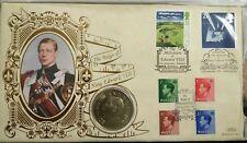 Great Britain Edward VIII coin cover Rare