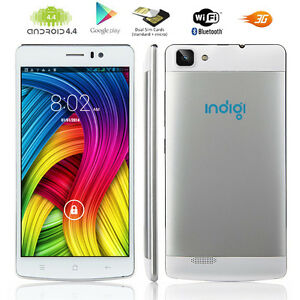 """Attractive 5.5"""" Android 4.4 DualCore 3G GSM+WCDMA Smartphone AT&T Straight Talk"""