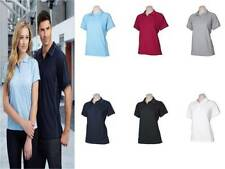 Short Sleeve Polo Shirt Machine Washable Casual Tops & Blouses for Women