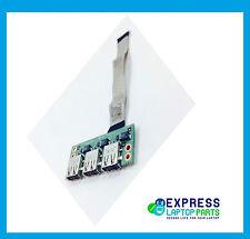Puerto USB + Cable  Fujitsu Esprimo V5535 USB Port Board P/N: 6050A2187101
