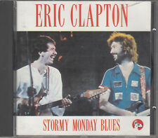 ERIC CLAPTON STORMY MONDAY BLUES CD W SANTANA, KEITH MOON  LA FORUM 8/14/1975