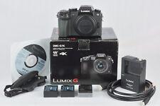Panasonic LUMIX G7 16.0MP Digital SLR 4K Camera - Black BODY ONLY