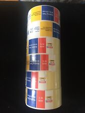 tesa 4329 50mm X 50 M rolle Feinkrepp Lackierband Malerband