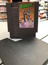 The Bugs Bunny Blowout Nintendo NES USATO GARANTITO