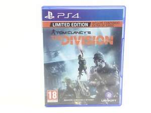 JUEGO PS4 TOM CLANCYS THE DIVISION PS4 6517144