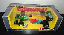 Modellino Burago Benetton Ford, scala 1/24, cod. 6102