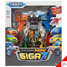 TOBOT 2021 MINI GIGA 7 Integration 7-Cars Combine Transformer Robot- Authentic