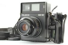 [N.MINT] Polaroid 600SE Instant Film Camera + Mamiya 127mm f/4.7 From JAPAN
