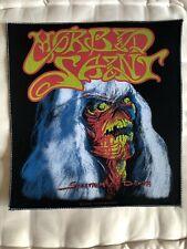 Morbid Saint BACKPATCH RÜCKENAUFNÄHER Kreator Sadus Sepultura Protector Sodom