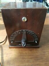 Antique Vintage METRONONE By CRYSTALAB METRONOMA