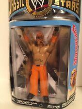 WWE Rey Mysterio Wrestling figure Classic Superstars aaa wcw toy chase ljn CMLL