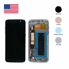OEM For Samsung Galaxy S7 Edge LCD Display Touch Screen Assembly Replacement USA