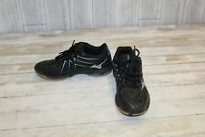 Mizuno Wave Hurricane 3 Volleyball Shoes - Women's Size 6.5 - Black