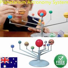 Solar System & Planetarium 3D Planets Model Toy Gift for Children Child Kids AUS