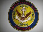 Vietnam War Patch US Naval Support Activity SUPPACT Detachment Advisor