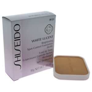 Shiseido White Lucent Brightening Spot-Control Foundation SPF 25 - # BF20 Beige