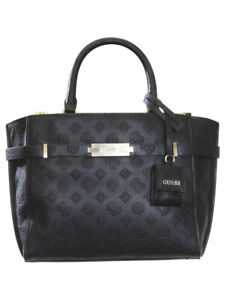 Guess Women's Bea Society Satchel Handbag