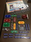 Snap Circuits Parts, Board & Instruction Manual 30+ Pieces