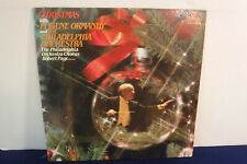 Christmas With Eugene Ormandy, RCA Gold Seal Records AGL1-4088, 1981, SEALED