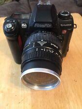 Fuji finepix s2 pro W/Sigma Zoom 28-80mm