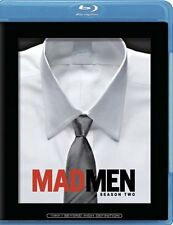 Blu Ray MAD MEN the complete second season series 2. UK compatible. New sealed.
