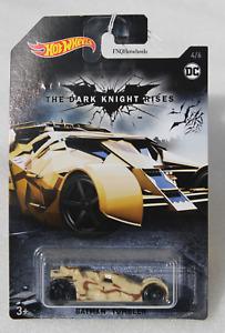 Hot wheels HW DC Dark Knight Riser Batman Tumbler 4/6 FNQHotwheels FH323