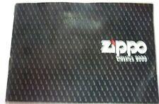 ZIPPO. CLASSICS 2000. Europe.  Catálogo de Bolsillo