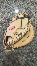 """New listing Rawlings Liberty Advanced 34"""" Fastpitch Softball Catchers Mitt"""