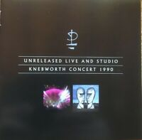 "PINK FLOYD : ""Unreleased Live + Kneworth 1990"" (RARE 2 CD)"