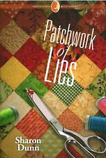 Patchwork Of Lies Creative Woman Mysteries By Sharon Dunn 2013 Hardcover Book 6