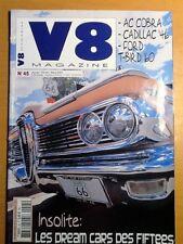V8 Magazine N° 45 (Janv-Fevr-Mars 2002)