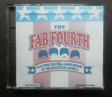 The Beatles 4 CD Set - The Fab Fourth - 25th Anniversary of Beatles in America