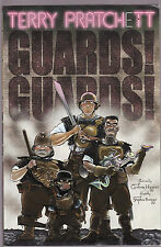 TERRY PRATCHETT - GUARDS ! GUARDS !  with Briggs & Higgins adaptation
