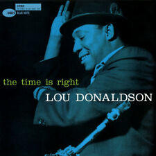Lou Donaldson - The Time Is Right++Hybrid  SACD++Analogue Productions+NEU+
