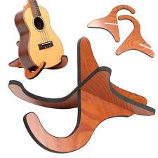 Guitar Wooden Stand Bracket Holder Mount Rack For Ukulele Violin Mandolin Banjo