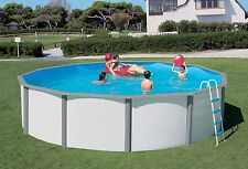 Stahlwandpools schwimmbecken g nstig kaufen ebay - Stahlwandpool eckig ...