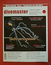 Divemaster Apr/Mai/Jun 2021 #108 Portfolio Schwarzwasser  NEU