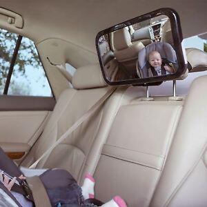 Car seat mirror safety mirror
