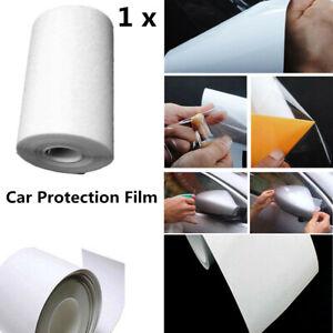 9.8M*10CM Clear Car Protective Film  Vinyl Bras Door Edge Paint Anti-Scratch x1