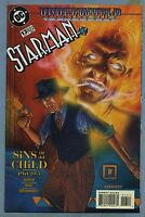 Starman #13 1995 Underworld Unleashed James Robinson Tony Harris DC Comics v