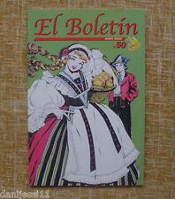 Comic, El Boletín, Junio 2000, número 50, Carlos González y Alberto Cano