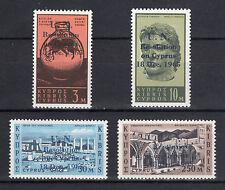 CYPRUS 1966 U.N. RESOLUTIONS FOR CYPRUS 18.12.1965 MNH