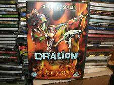 Cirque Du Soleil - Dralion (DVD, 2002)